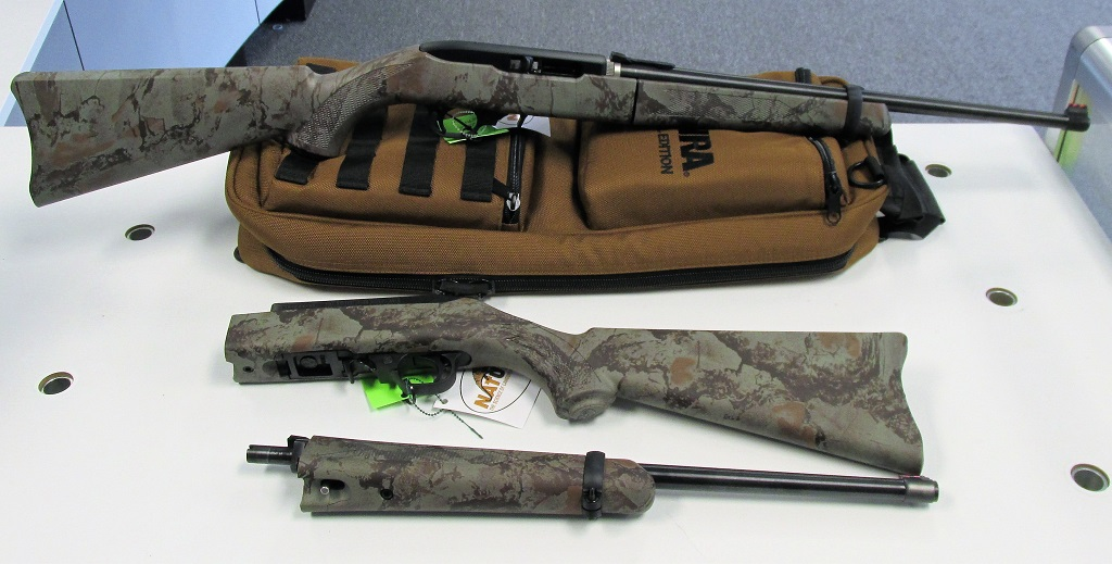 NRA Special Edition Ruger 10/22 Takedown Carbines at Gunz!